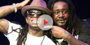 T-Pain e Lil Wayne em uma apresentação