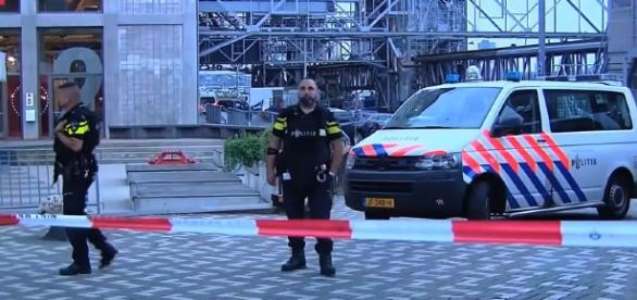A concert by US band Allah-Las was canceled over a terror threat in Rotterdam [Image: YouTube/De Telegraaf]