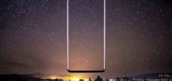 Xiaomi MI Mix 2 to launch on September 12. [Image via XEETECHCARE/YouTube]