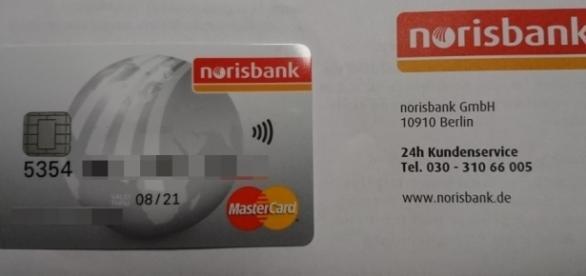 Kunden mit Pfändungsschutzkonten bekommen nun auch eine Mastercard bei der Norisbank / Foto: Blastingnews