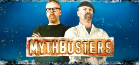 'MythBusters'   credit, Discovery, YouTube