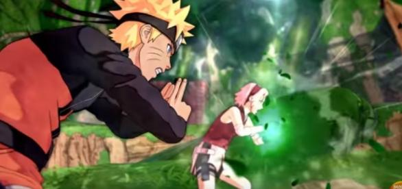 New trailer reveals playable characters and a look at Hidden Cloud Village in 'Naruto to Boruto: Shinobi Striker. Bandai Namco Europe/YouTube