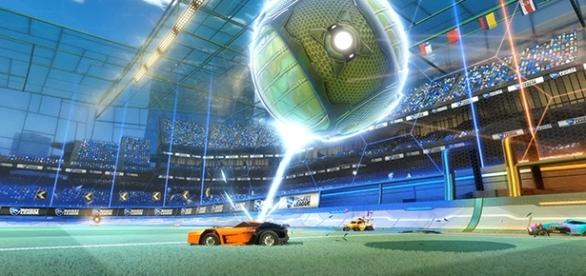 """Rocket League"" is slated to receive some awesome new content this fall season. (Gamespot/Psyonix)"