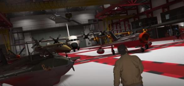 The Smuggler's Run will bring new style of gameplay in 'GTA Online'. Photo via Rockstar Games/YouTube