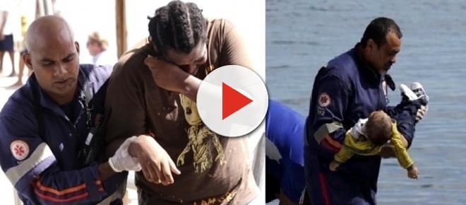 Fotos do naufrágio na Bahia caem na internet; 23 mortos