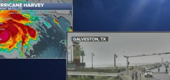 Live ALERT: HURRICANE HARVEY 111 MPH TRACKING & UPDATE Satellite Texas in Category 3 Image - Live Stream TV News | YouTube
