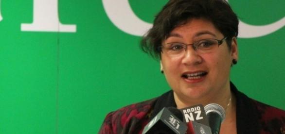 Metiria Turei fronts the media - Radio NZ