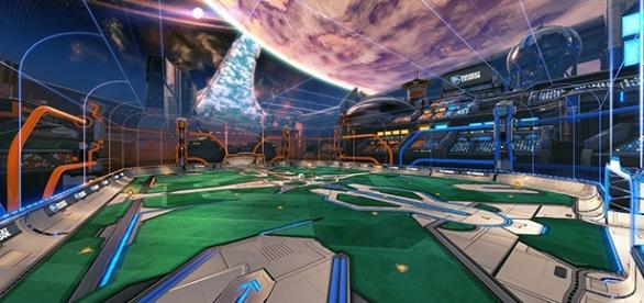 Non-standard maps will no longer be available in competitive and casual play when the Autumn update arrives. (Psyonix)