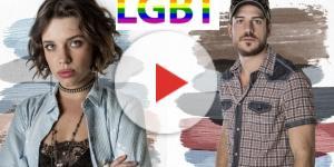 """Descubra na vida real os atores da novela """"A Força Do Querer"""" que sofrem preconceito por serem homossexuais ou bissexuais"""