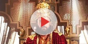 Evil-Merodaque assume o trono e Shamiran se trona rainha