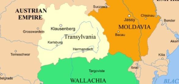 2Constituirea statelor românești la sud și est de Carpați a avut însemnate ur-mări asupra românilor transilvăneni.