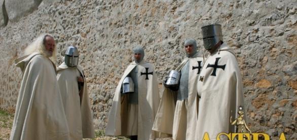 """""""Vânătoarea"""" după cavalerii teutoni în Transilvania"""