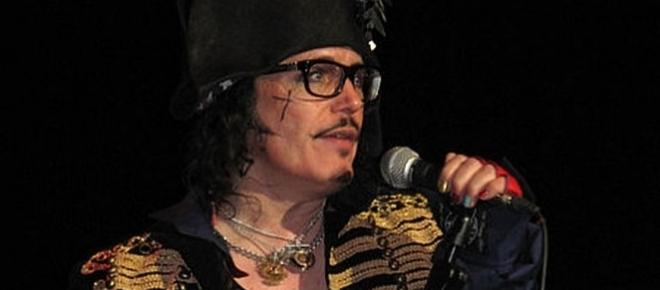 Adam Ant to play homecoming show at the Roundhouse, London on his 'Anthems' tour