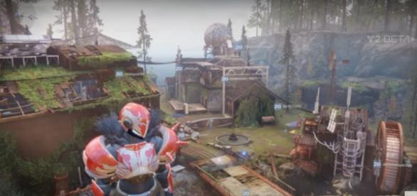 Destiny's game sequel introduced The Farm to PC users. - [Image via YouTube/KackisHD]