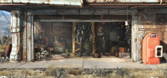 Fallout 4 bethesda, flickr bagogames