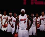 South Beach ha sido un destino para muchos jugadores estrella. Aquí están los mejores que jamás se han adaptado para el Miami Heat.