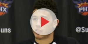 "The Suns consider Devin Booker as ""untouchable"" -- NBA Center via YouTube"