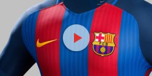 Maillot du FC Barcelone - Espagne