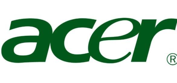 Acer company logo from Wikimedia.