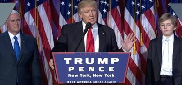 Barron Trump - Photo: Wikimedia Commons