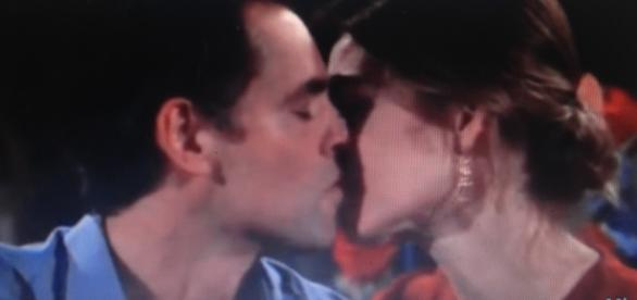 Billy and Victoria. CBS soaps. YouTube.com.