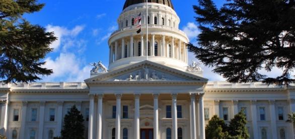 California state capitol (Henri Sivonen wikimedia commons)