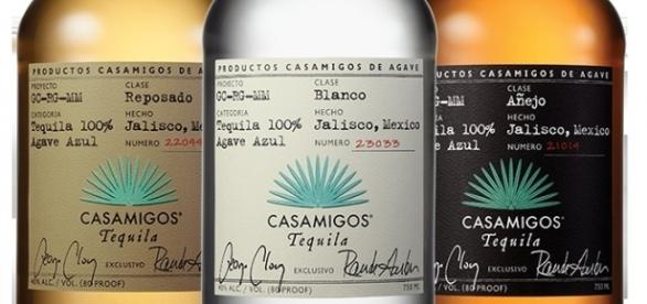 Casamigos Reposado, Blanco, and Anejo ((image Source Casamigos)