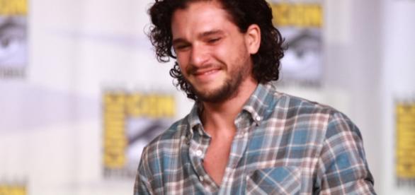 Kit Harington Game of Thrones Season 7/ Gage Skidmore via Flickr