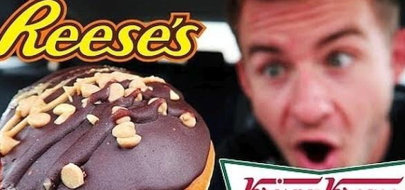Krispy Kreme has a new doughnut [Image: Erik TheElectric/YouTube screenshot]