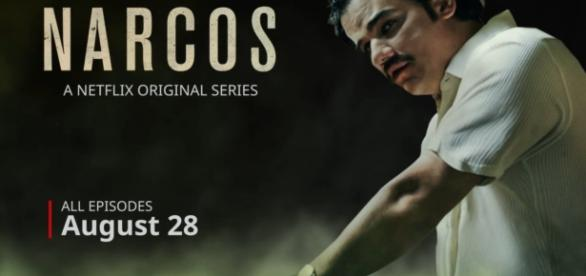 """Narcos"" Netflix series Ori Singer via Vimeo"