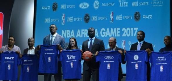 NBA Africa game on | Comaro Chronicle - comarochronicle.co.za