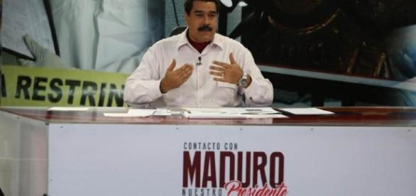 Nicolas Maduro accuses U.S. of economic sabotage ... - upi.com