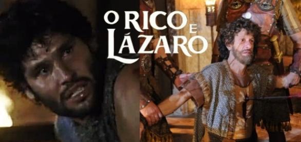 'O Rico e Lázaro': revelação de quem matou Uriel, pai de Asher