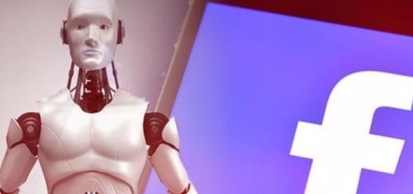 Sospeso esperimento di Facebook con due robot. Autore:InformOverload