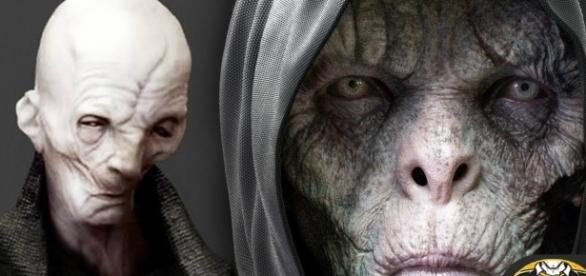'Star Wars 8: The Last Jedi' Snoke's health at risk, will use Kylo Ren's body(Hybrid Network/YouTube Screenshot)
