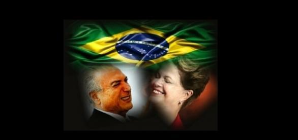 Temer e Dilma, a vergonha nacional