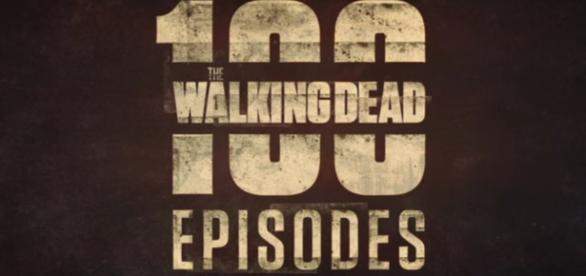 """""""The Walking Dead"""" cast members marked another milestone for reaching its 100th episode on season 8 premiere. Image via YouTube/Foxtel"""