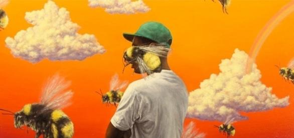 """Tyler The Creator Release Date, Cover Art & Tracklist For """"Scum ... - hiphopdx.com"""