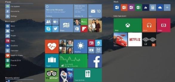 Windows 10 Eye Control: Imagine being able to focus on a desktop icon to click it open. / from 'Flickr' - flickr.com