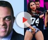 Cantora foi ofendida pelo vereador Otoni de Paula
