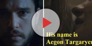 Jon's real name is Aegon Targaryen. Screencap: TheGaroStudios, Stark via YouTube