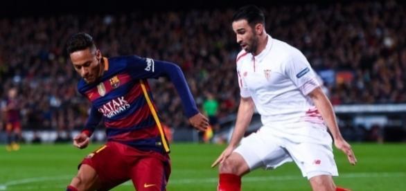 OM-PSG : Rami-Neymar, un duel qui s'annonce bouillant ! (image via insidethegames.biz)