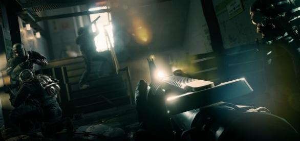 Tom Clancy's Rainbow Six Siege Launch Trailer Released (via flickr - BagoGames)