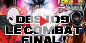 DBS 109 : Le combat final ! Jiren vs Gokû Limit Break !