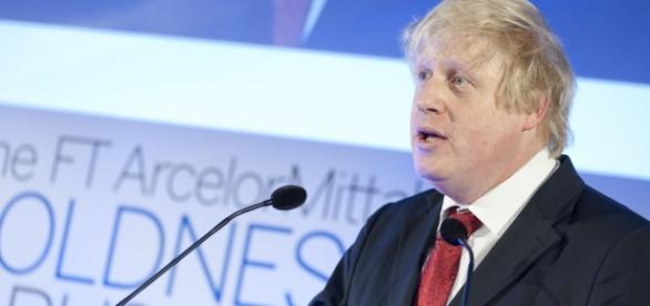 Britain's Foreign Secretary Boris Johnson. photo credit: Flickr