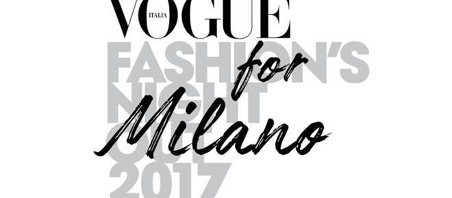 VFNO 2017 Milano: data e programma di eventi per la Vogue Fashion's Night Out