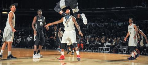 NBA glitz, glamour on show in South Africa | ABS-CBN News - abs-cbn.com