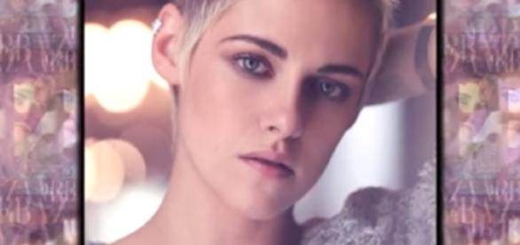 A photo showing Kristen Stewart for the cover of Harper Bazaar U.K.'s September issue -YouTube/Entertainment Tonight