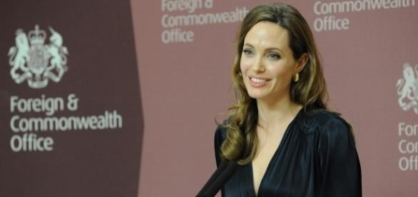 Angelina Jolie/Photo via Foreign and Commonwealth Office's photostream, Flickr