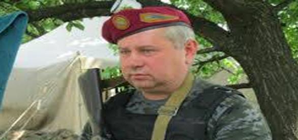 Deputato ucraino Andrij Antonisciuk